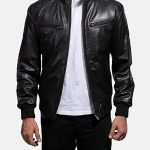 Black Leather Jackets