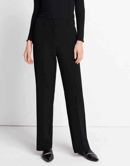 Marlene trousers Claudine black by someday | shop your favourites online