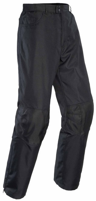 Tourmaster Quest Pants Black Men's | XtremeHelmets.com