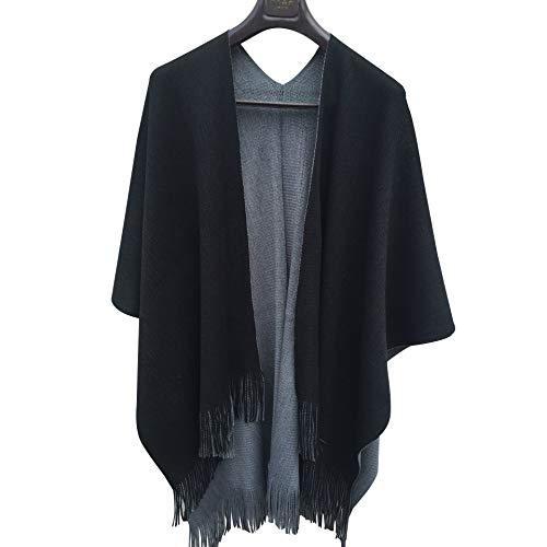 Black Ponchos: Amazon.com