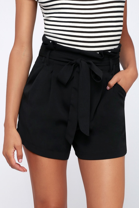 Black Shorts -Suitable for every occasion and all styles