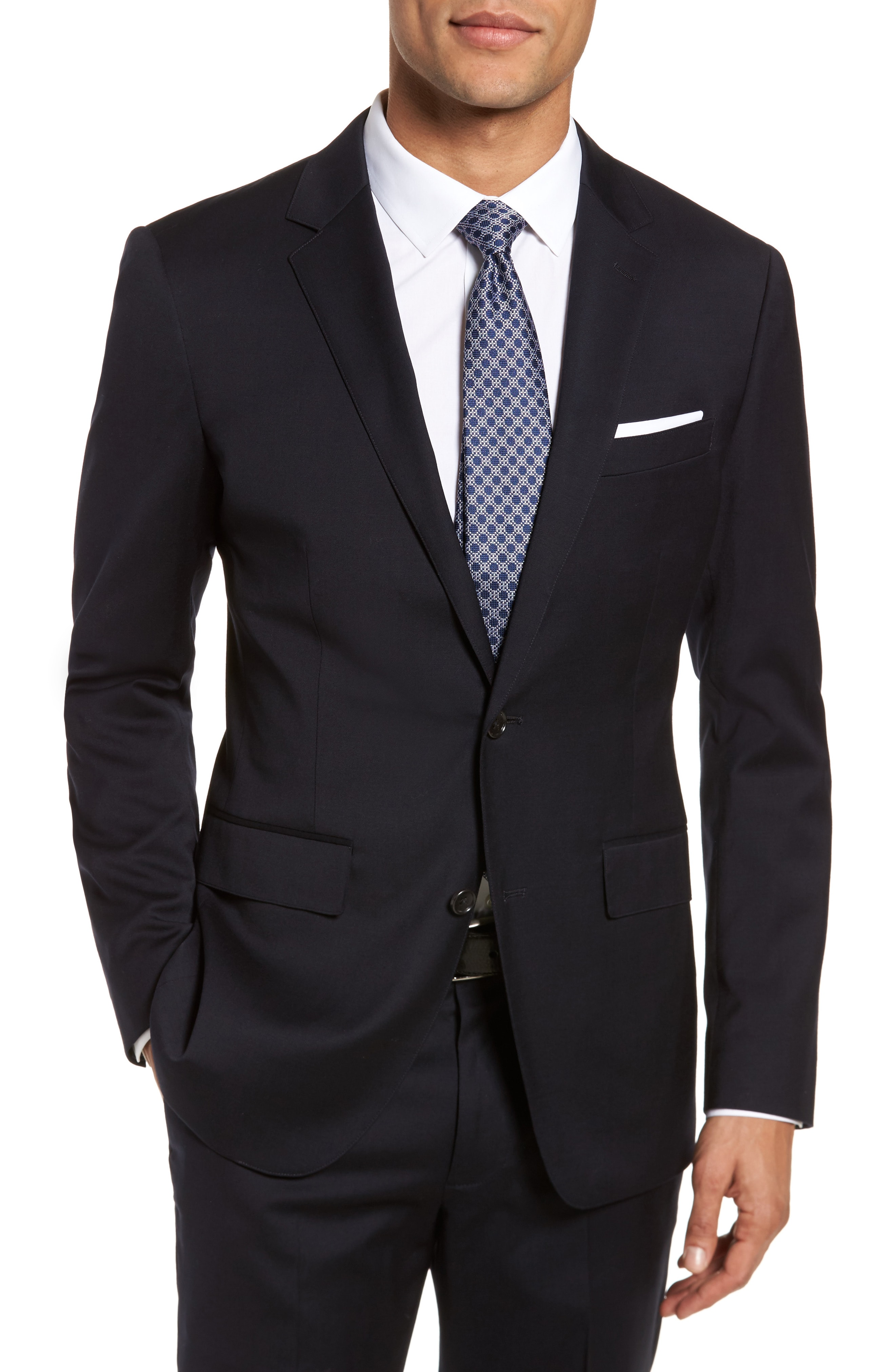 Men's Black Suits & Separates | Nordstrom