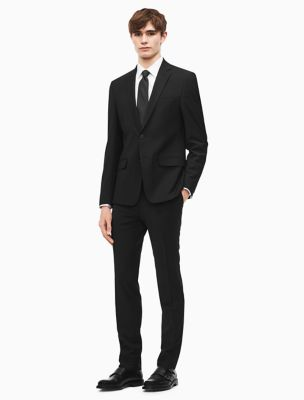 Black suits for men