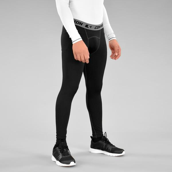 Basic Black Tights for men | SLEEFS