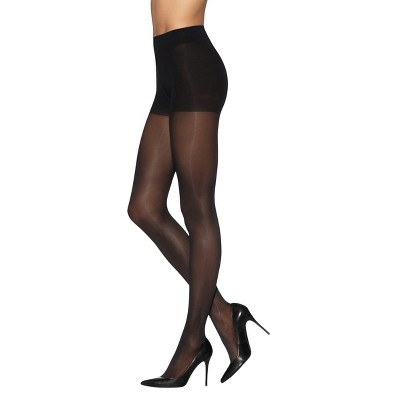 L'eggs® Sheer Energy® Women's Sheer Tight - Black : Target