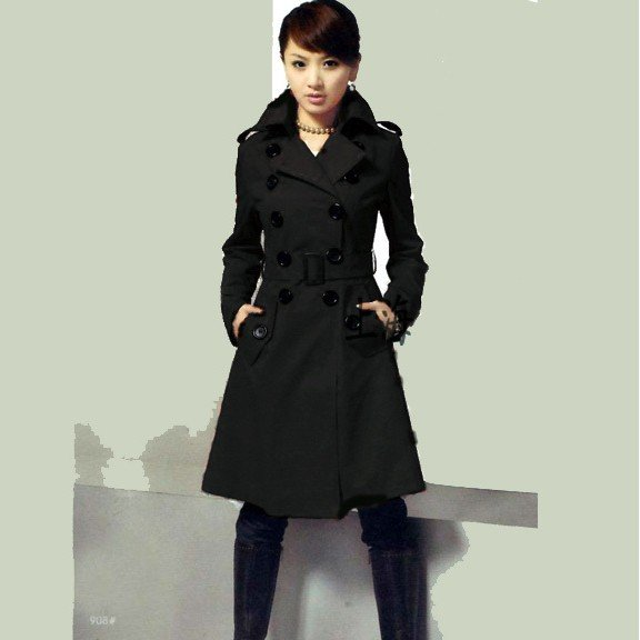 Hot sale women's Woolen coat, winter jacket women,Winter jackets