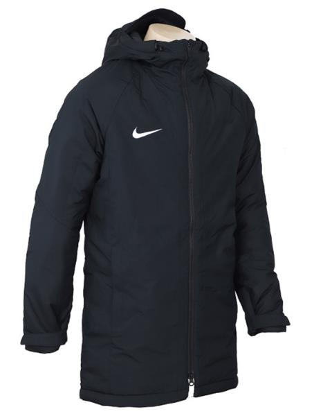 Nike Men Dry Academy 18 SDF Hood Jacket Black Winter Coat GYM Padded