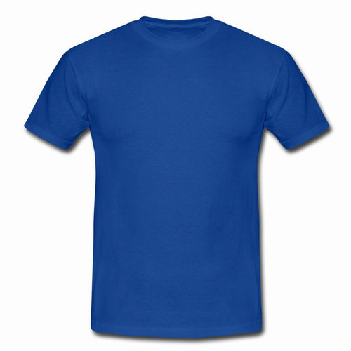 Cotton Round Blue-T Shirts, Rs 180 /unit, By And Large Bal Corporate