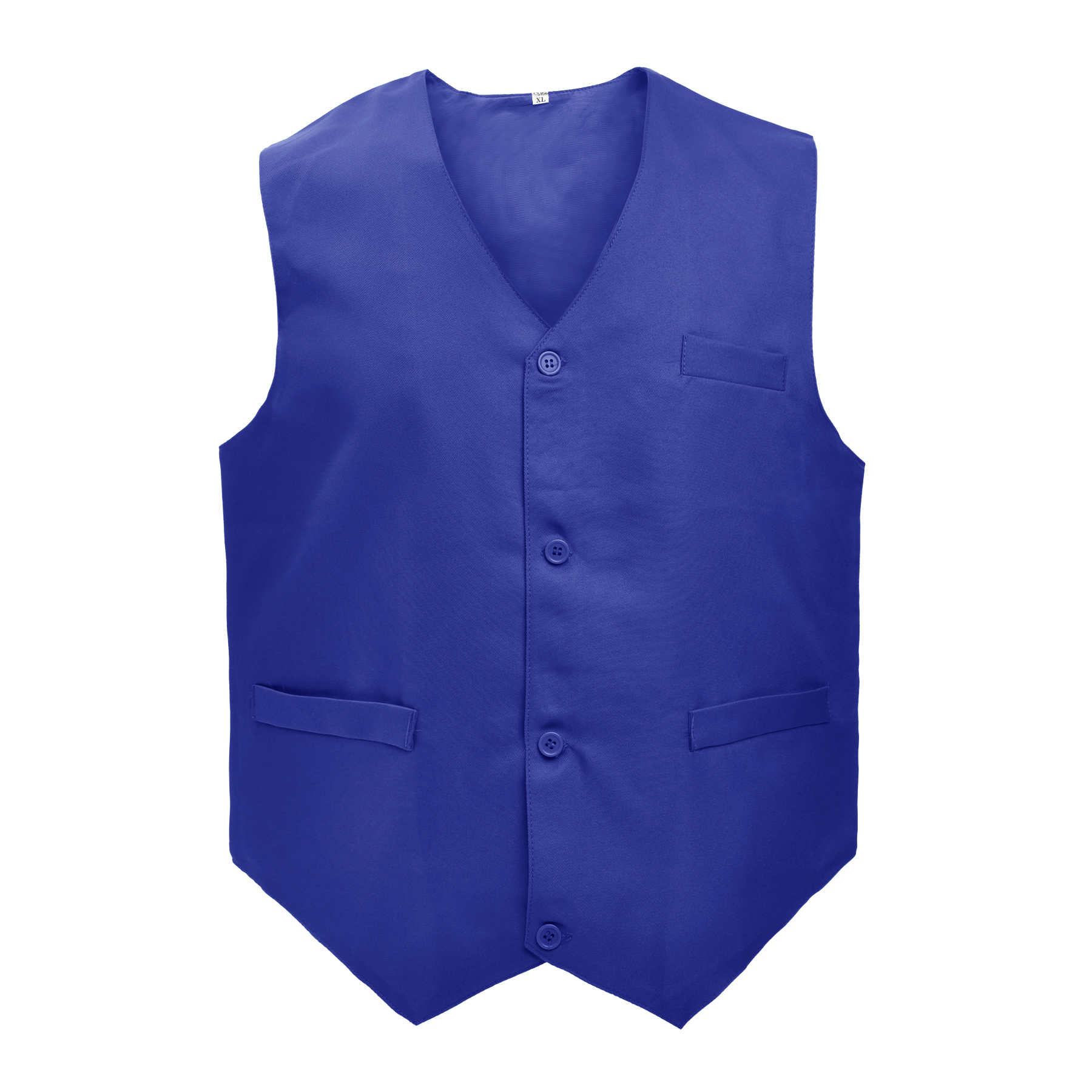 TopTie - TopTie Waiter Uniform Unisex Vest For Supermarket Clerk