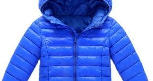 Boys Blue winter coats & Jacket kids Zipper jackets Boys thick Winter