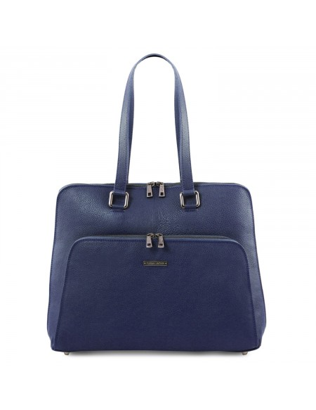 Tuscany Leather - Lucca - TL SMART business bag in soft leather for