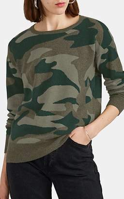 Camouflage Sweater Women - ShopStyle