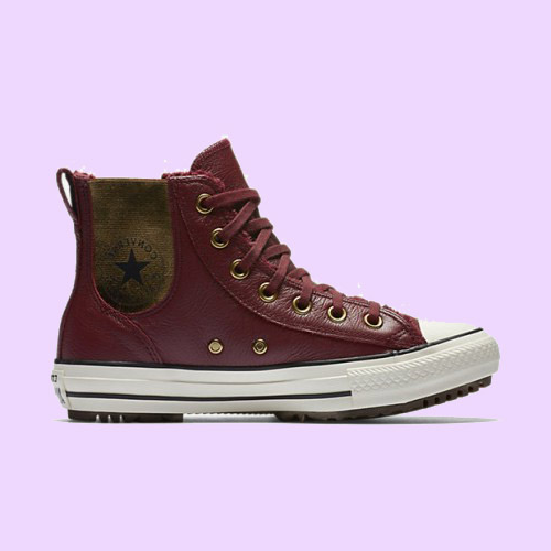 discount 553393C-611 Converse Chuck Taylor All Star Leather and Faux