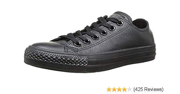 Amazon.com | Converse Women's Chuck Taylor All Star Leather Ox