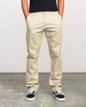 Stay RVCA Chino Pants ML301SRC | RVCA