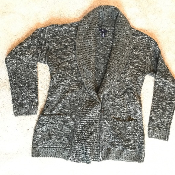 GAP Sweaters | Knit Cardigan Button Closed Sweater Nwot | Poshmark
