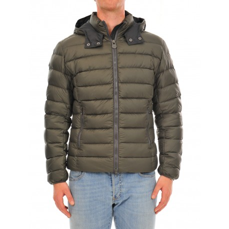 Down Jacket Colmar Originals Man Detachable Hood Empire