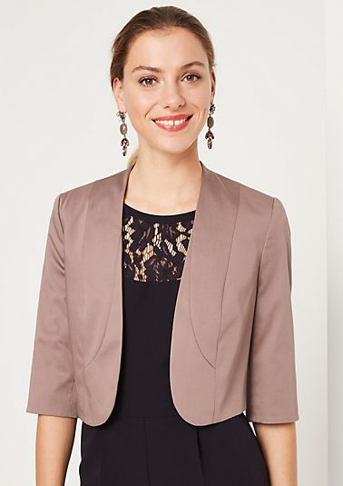 Buy women's new short blazers quickly and easily in the comma online