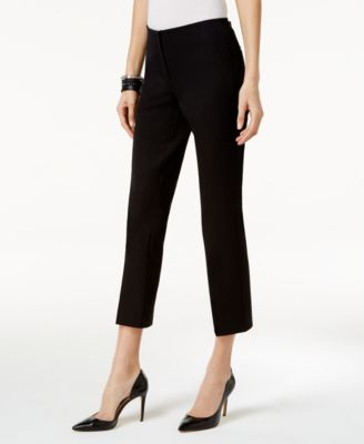 Alfani Cropped Pants, Created for Macy's - Pants & Capris - Women
