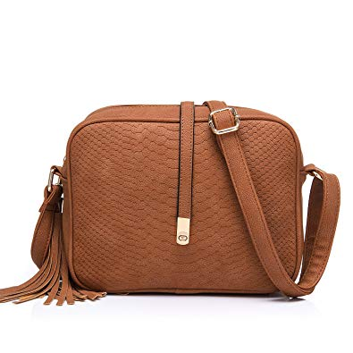 Small Crossbody Bags for Women Ladies Faux Leather Mini Shoulder Bag