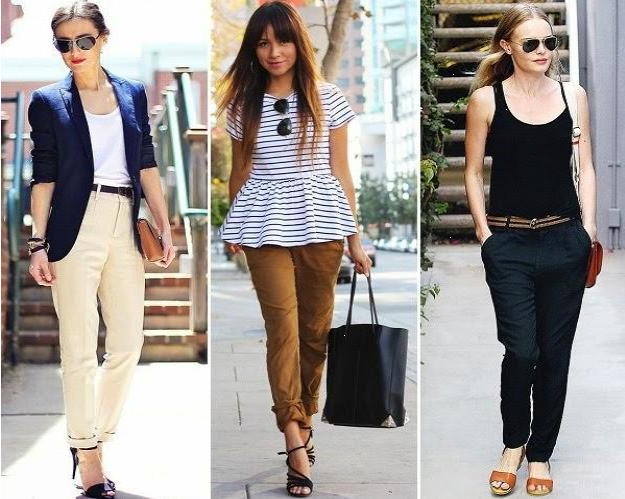 Keep your pace up with current fashion trends and look fab