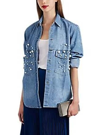 Denim Blouses: Shop 179 Brands up to −70% | Stylight