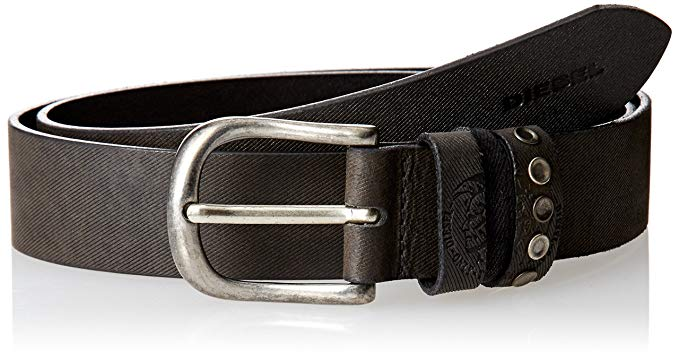 Amazon.com: Diesel Men's B-Touch Belt: Clothing