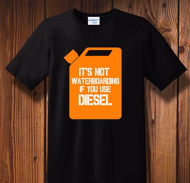 2019 Latest Design T Shirt Shirt If you use Diesel Engine Gasoline