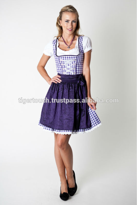Dirndls Mini/short Dirndls Midi/long Dirndl Bavarian Dirndl Dresses