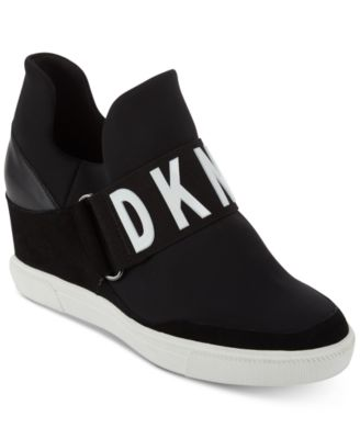 DKNY Cosmos Platform Sneakers, Created For Macy's & Reviews