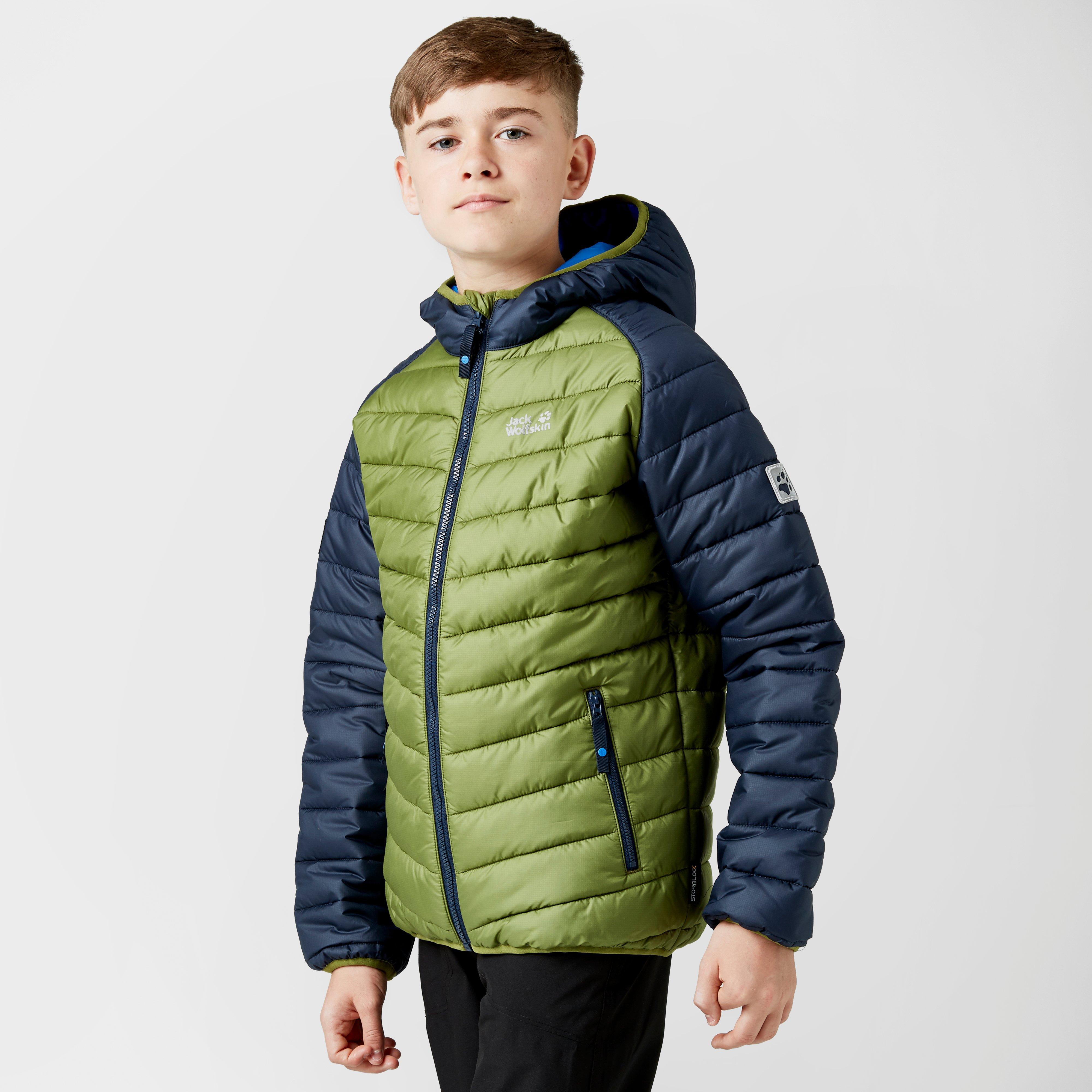 Boys Insulated Down Jackets | Blacks