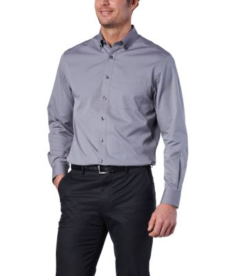 MEN'S NEVER IRON DRESS SHIRT- CLASSIC FIT | Mark's