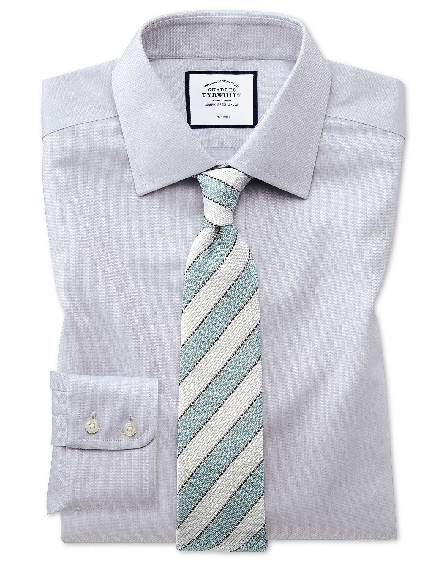 Men's: Formal & Dress Shirts | Charles Tyrwhitt