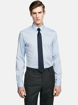 Men's Dress Shirts | Fitted and Casual Dress Shirts