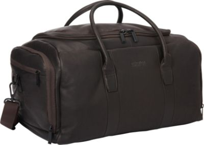 Kenneth Cole Reaction Duff Guy Colombian Leather Duffel Bag - eBags.com