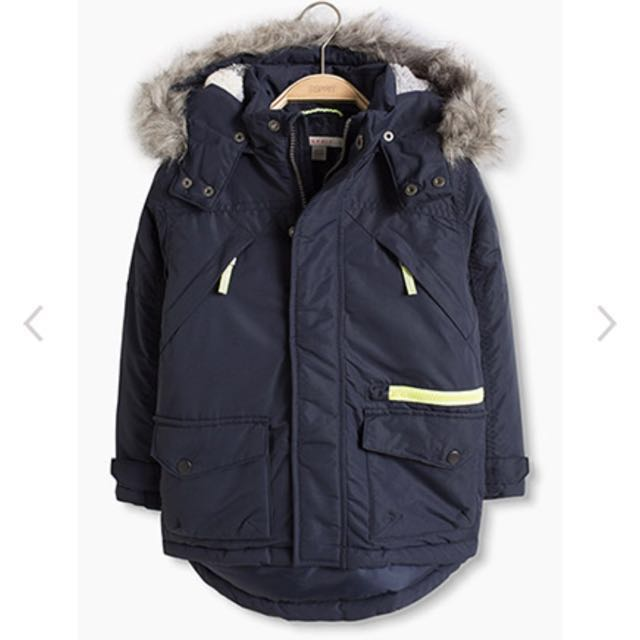 Brand New Esprit Winter Jacket for 10/11yo boy, Babies & Kids, Boys