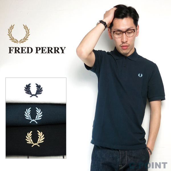 C.POINT: (Fred Perry) Son of FRED PERRY #M3N The Original FredPerry