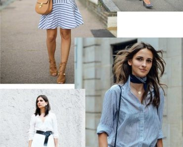 Latest French Fashion Trends-20 Ways to Dress Like a French Girl