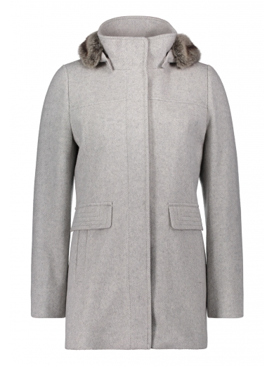 Winter jacket With a hood - Gil Bret - 92036110