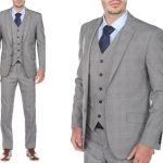 Glencheck suits