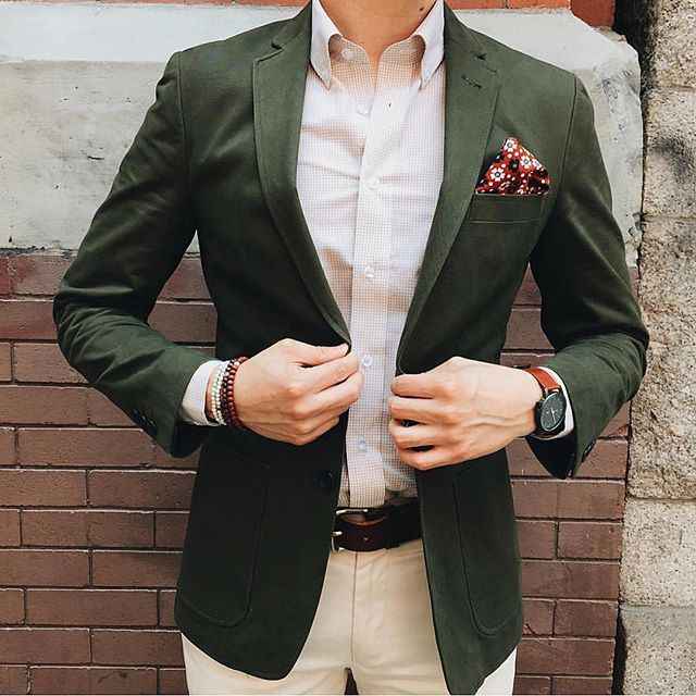 How to Style Your Suit Jackets? | my wardrobe | Mens fashion blog