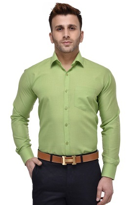 Top 15 Different Types of Green Shirts For Men and Women