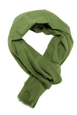 GREEN SCARF - Green scarves online - Besos Scarves