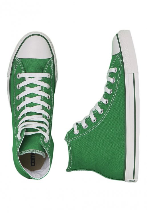 Converse - All Star Hi Can Celtic Green - Shoes - Impericon.com US