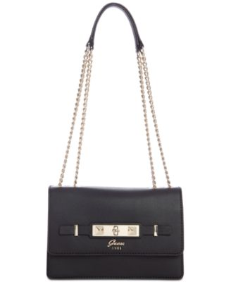 GUESS Cherie Chain Crossbody - Handbags & Accessories - Macy's
