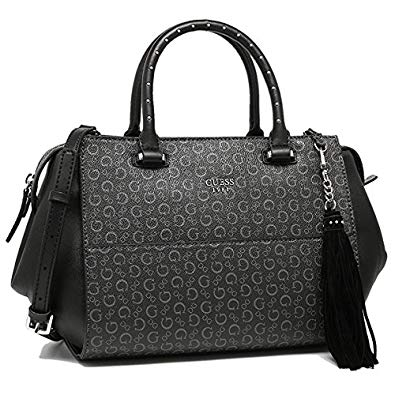 Guess Handbag top handle SV672105 Arthur Coal: Handbags: Amazon.com