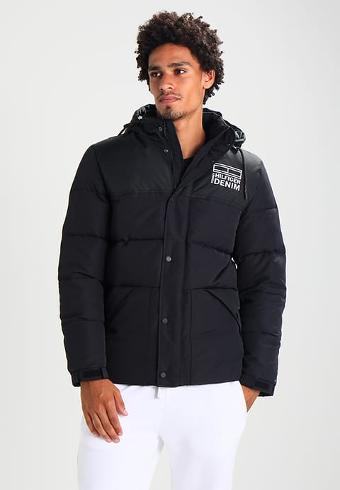 Fast Jackets Hilfiger Denim Black Hd X Zalando Winter For Men Men