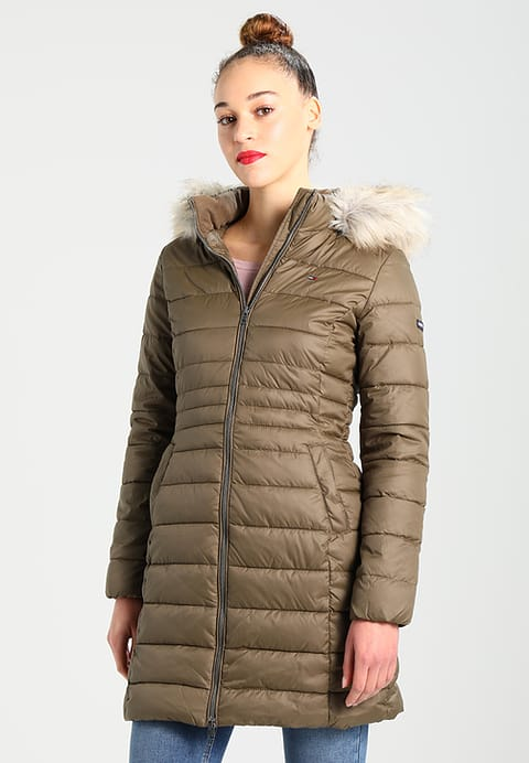 women Hilfiger Denim Winter coat - crocodile
