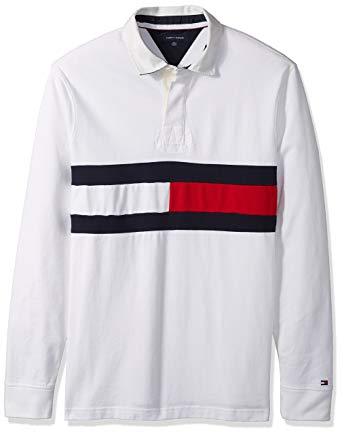Amazon.com: Tommy Hilfiger Men's Big and Tall Long Sleeve Polo Shirt