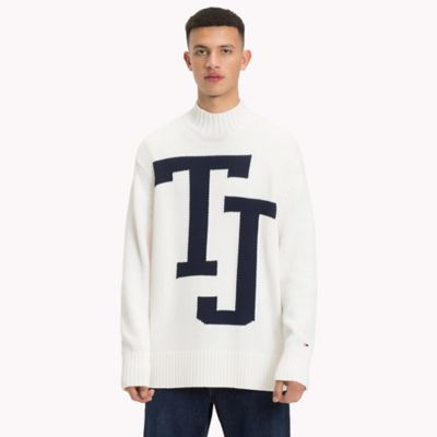 Oversized TJ Sweater | Tommy Hilfiger